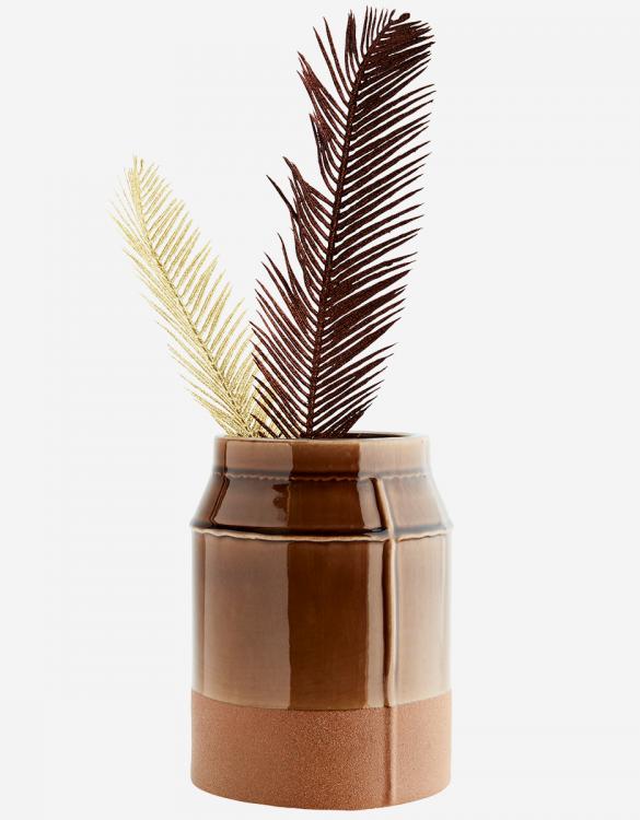 vase noisette