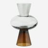 Vase en verre
