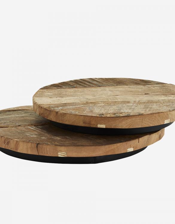 plateau en bois